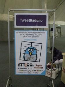 TweetAwards 2010 - organizzatori e sponsor