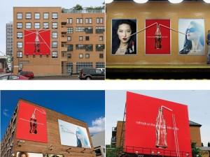 Coca Cola Ambient Marketing