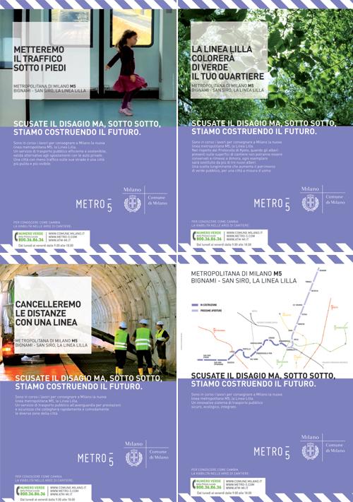 Comunicazione M5 Milano