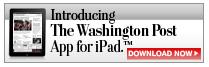 Washington Post iPad
