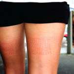 Superette 2 150x150 Ambient Marketing sulle Gambe ad Auckland