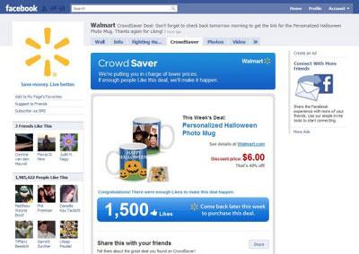 Walmart Crowd Saver