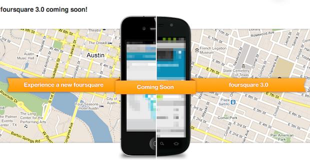 Foursquare 3 American Express e Foursquare, insieme per SXSW