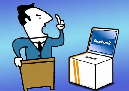 Politica e Facebook
