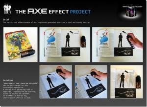 L'effetto Axe