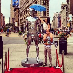 H&M Beckham's Bodywear Contest