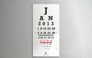 calendario oculista