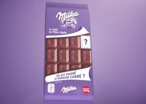 cioccolato Milka