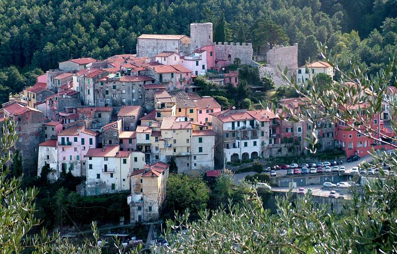 Eventi Liguria - Ameglia vista dall'alto
