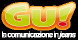Logo Gu! La comunicazione in jeans