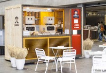 distributore automatico di colazioni
