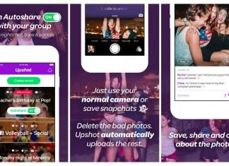 upshot event app