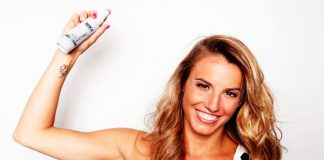 Tania Cagnotto e Simply Gloss