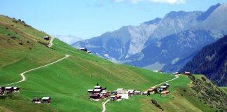 Il villaggio montano di Vrin