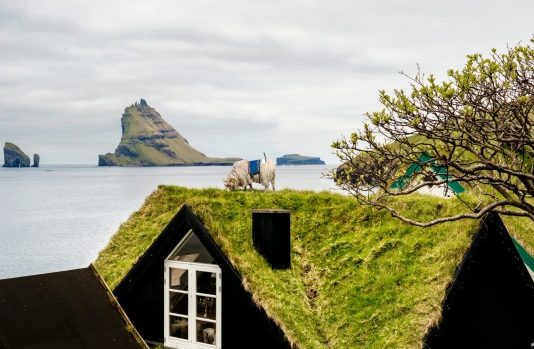 La bellezza suggestiva di Faroe Island