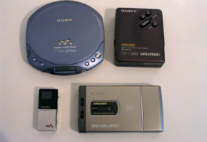 Rifiuti Tecnologici: Lettori CD e Musicassette