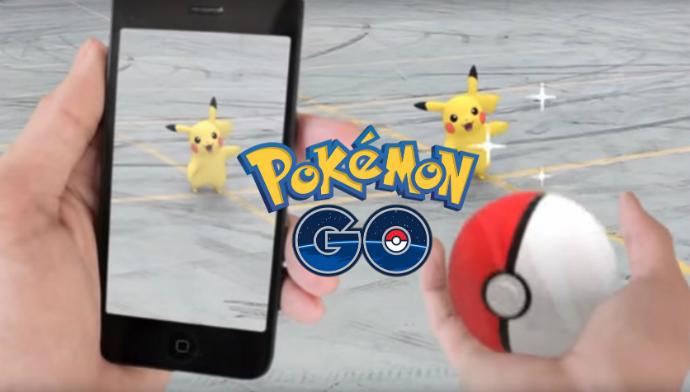 Pokemon GO e Pikachu