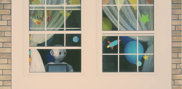 Pepper, il Social Robot