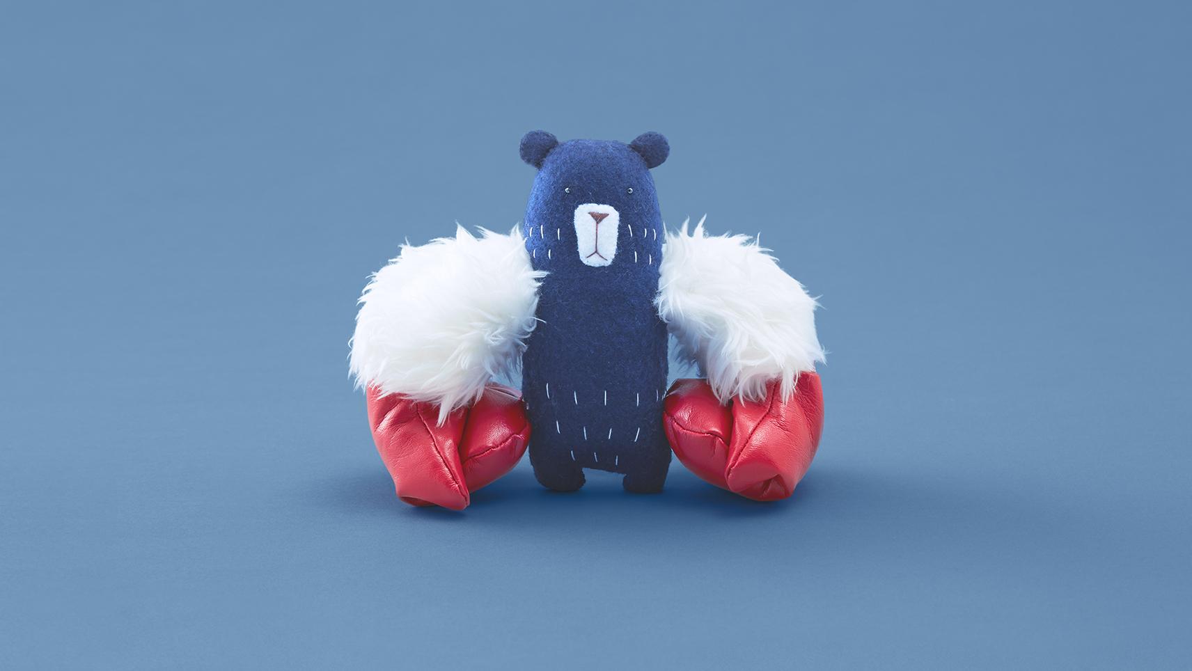 Donazione di Organi: orso zampe da granchio