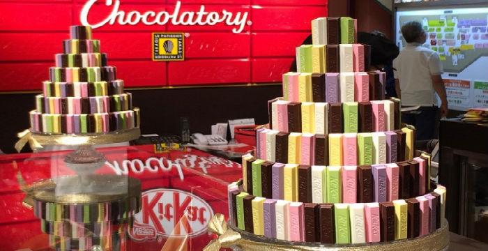 Cioccolato al gusto wasabi: il Giappone rivoluziona il Kit-Kat!