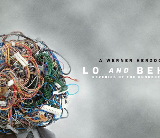 Lo and Behold: locandina film